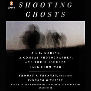 Download audiobook Shooting Ghosts: A U.S. Marine, a Combat Photographer, and Their Journey Back from War