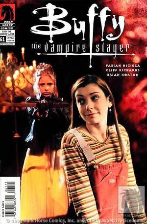Download Buffy the Vampire Slayer #61 Photo Cover pdf epub
