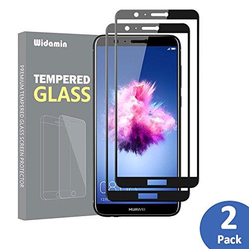 2Pack,Huawei mate 10 lite cristal templado , protector pantalla, garantía de por vida, dureza 9H, cristal Clearness, resistente a los arañazos,para Huawei mate 10 lite Huawei P smart siyin glass