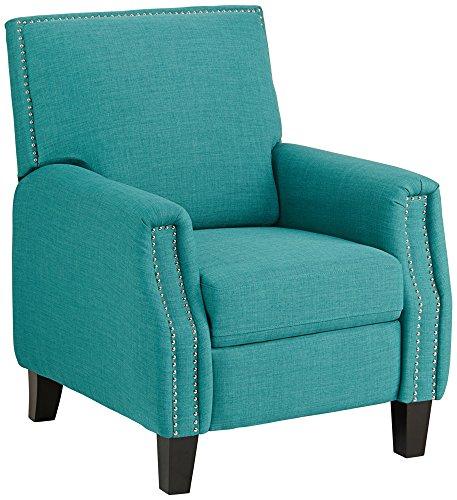 Romeo Heirloom Teal 3 Way Recliner Chair