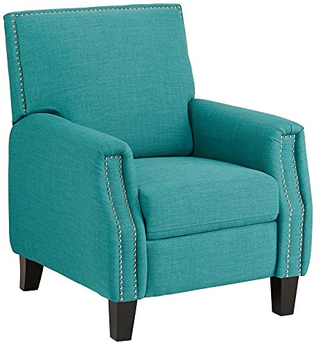 Romeo Heirloom Teal 3-Way Recliner Chair