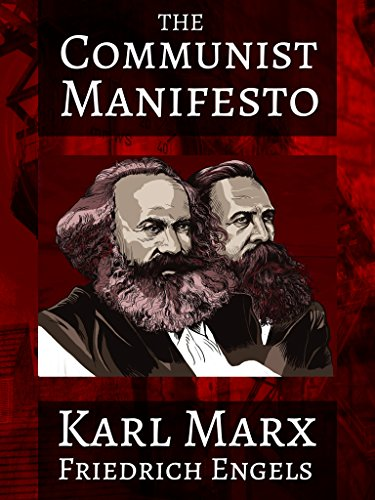 an analysis of the communist manifesto by karl marx and friedrich engels