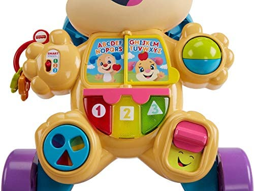 Amazon.com: Fisher-Price Laugh & Learn Smart Stages ...