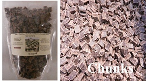 Barry Callebaut 70102 Semi sweet dark chocolate chunks 3 lbs ()