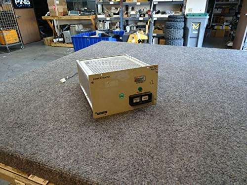 (Pfeiffer Balzers TCP 270 Turbo Pump Controller Power Supply w/ Heater)