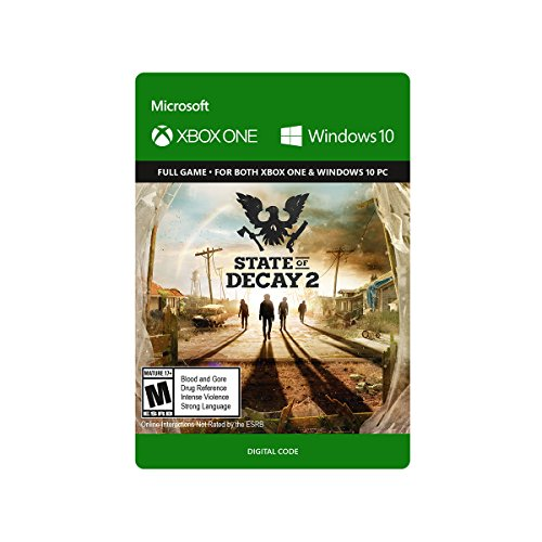 Amazon com: State of Decay 2 - Ultimate Edition - Xbox One
