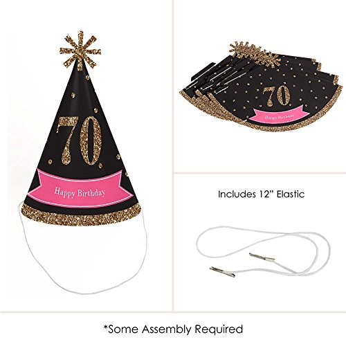 Amazon Custom Chic 70th Birthday
