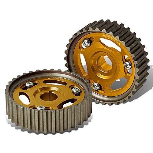 Sol/CR-V/Acura Integra B-Series Engine Cam Gear (Gold) - B16 B17 B18 B20 DOHC (Dohc Cam)