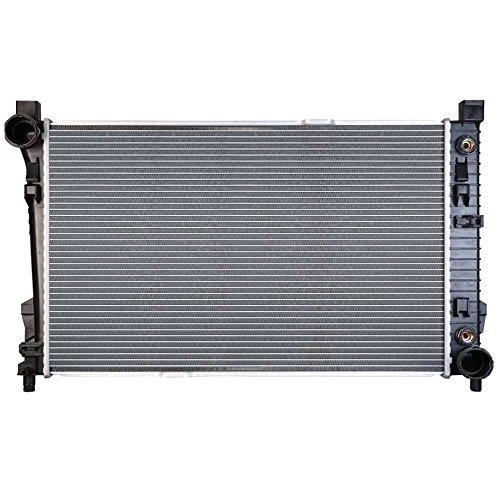 Prime Choice Auto Parts RK881 Aluminum Radiator Parts Mercedes C230