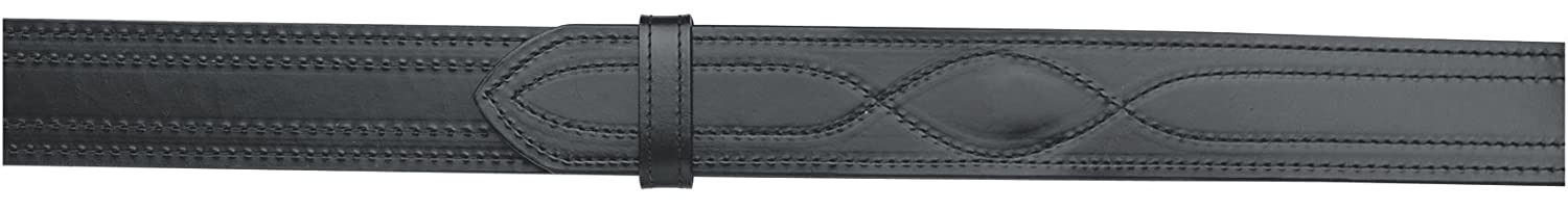 Gould /& Goodrich B56-42W Buckleless Duty Belt fits 42-Inch Waist 107 cm, Black Weave