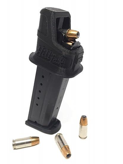 Hilljak Beretta 92 FS FS, M9 9MM Double-Stack Magazine Loader Black