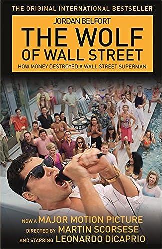 jordan belfort libro  The wolf of Wall Street: : Jordan Belfort: Libri in altre ...