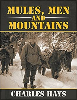 Book Mules, Men and Mountains