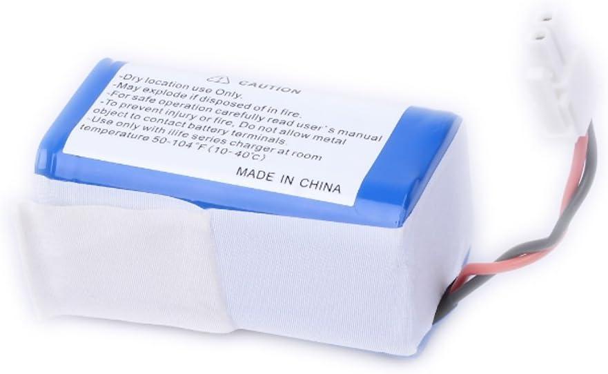 Li-ion Batería para Robot aspirador ILIFE A4: Amazon.es: Hogar