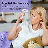 Touchless Thermometer for Adults, Forehead
