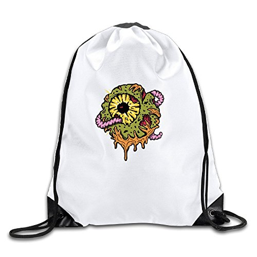 GIGIFashion Zombie Keep Watch Drawstring Backpacks/Bags