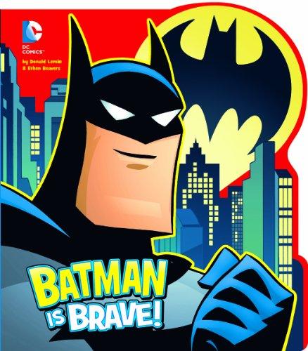 Batman is Brave! (DC Board - Creek Ohio Beaver