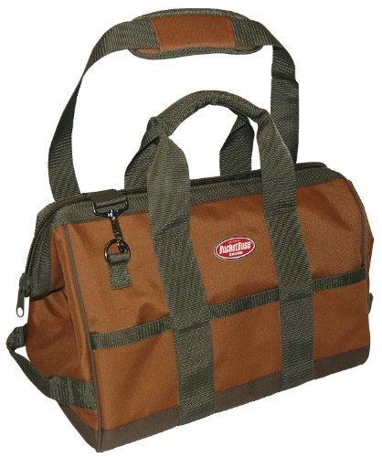 Bucket Boss Bucket Boss 60016 Gatemouth 16 Tool Bag by Bucket Boss
