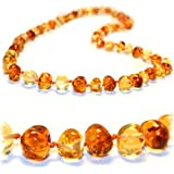 The Art of Cure Baltic Amber Teething Necklace (1x1)