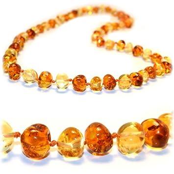 Baltic Amber Necklace L9RNFHx