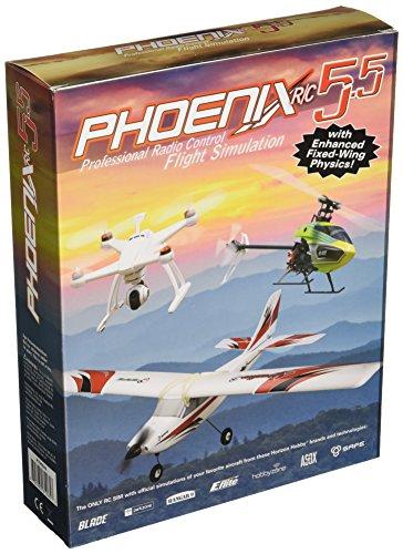 Blade - Simulateur de vol Phoenix V5.5 sans radio - RTM5500