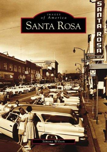 Santa Rosa   (CA)  (Images of America) (Stores Rosa Santa)
