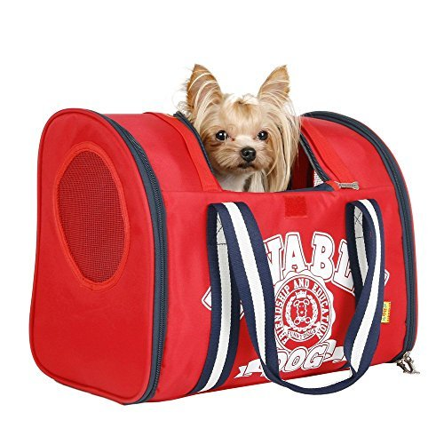 WOpet Airline Approved Pet Carrier Dog Cat Pet Carrier Soft-Sided Travel Pet Backpack