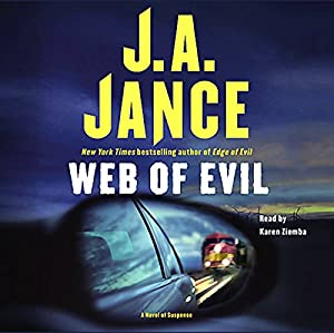 Web of Evil Audiobook