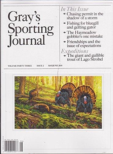 Gray's Sporting Journal Magazine May/ June 2018