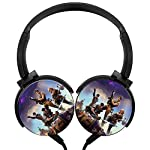 PFTGOD Professional fo cool people Headset Wired Microphone Mixing High end Headphone Black from PFTGOD