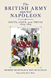British Army Against Napoleon: Facts, Lists, and