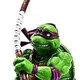 6pcs TMNT Teenage Mutant Ninja Turtles Figure Action Classic Collection Toy Set by Eternity888