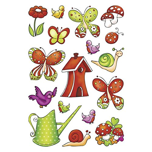 HERMA Sticker DECOR 'Garten'