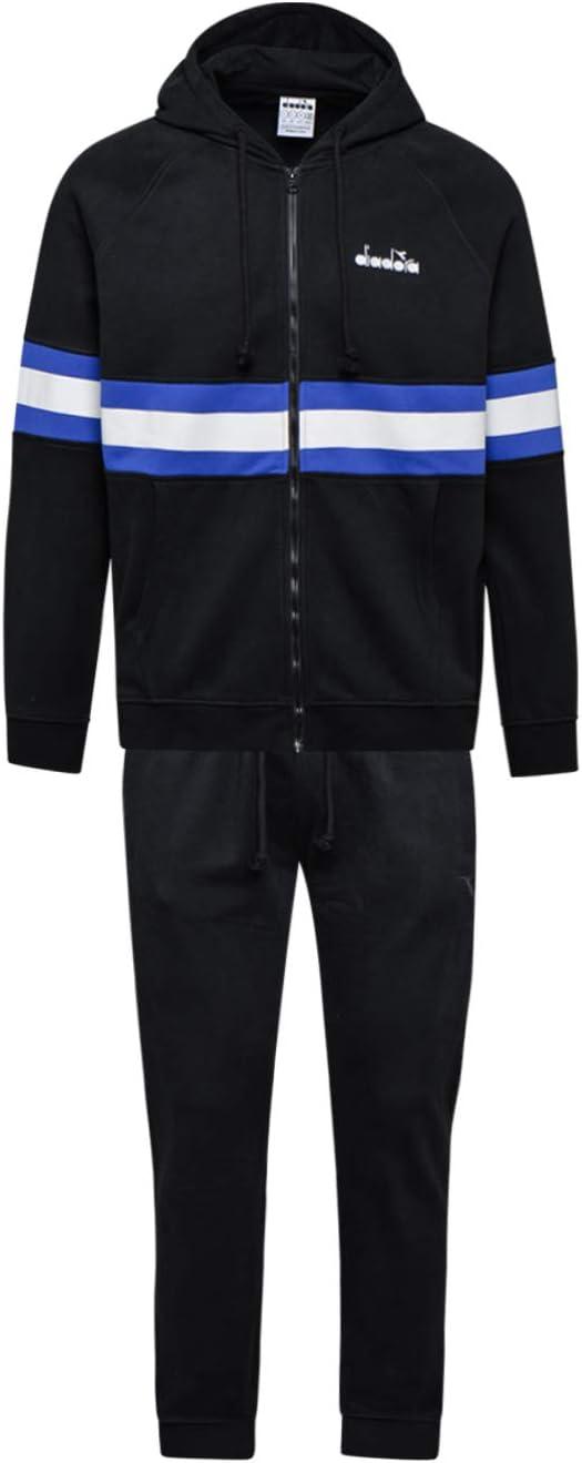 Diadora - Chandal HD FZ Suit Brushed Core para Hombre: Amazon.es ...