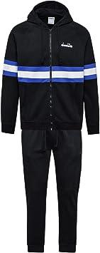 Diadora - Chandal HD FZ Suit Brushed Core para Hombre ES S ...