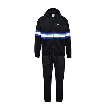 Diadora HD FZ Suit Brushed Core Chándal, Hombre: Amazon.es ...