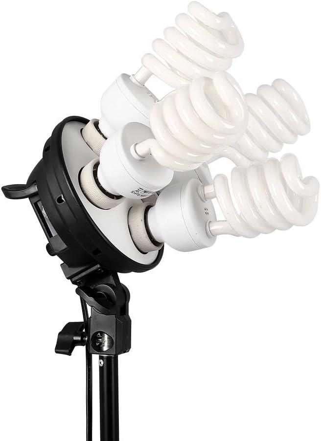 CanadianStudio 2400 Watt Video Photography Portrait Lighting Studio Boom Light Lighting Digital Photography Studio Video Light Chromakey