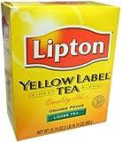 Lipton Yellow Label Orange Pekoe Loose Tea 31.74 Oz,1Lb