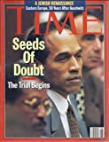 time magazine february 6 1995 seeds of doubt the trial begins * a jewish renaissance eastern europe 50 years after auschwitz