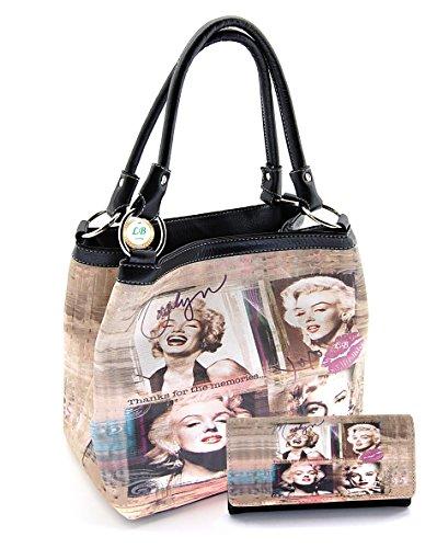 Marilyn Monroe Bag Purse - 3