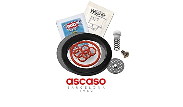 Ascaso Dream Servicio Kit + versitale (después de 09/2012): Amazon ...
