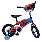 Spiderman 12-Inch Kid's Bicycle