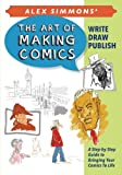 img - for Art of Making Comics book / textbook / text book