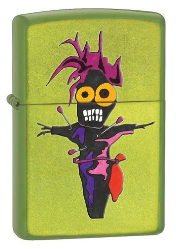 Zippo BS Voodoo Lurid Lighter by Zippo
