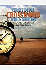 Crossword Bible Studies - Books of the Old Testament: King James Version (Crossword Bible Studies (Themes)) (Volume 1) Paperback