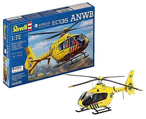 ドイツレベル 1/72 EC135 オランダ 救急ヘリコプター プラモデルの商品画像