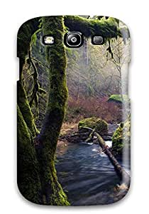 Protective Tpu Case With Fashion Design For Galaxy S3 (stream) 4929059K14207005