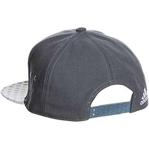 643935a5d89 adidas Performance Mens Manchester United MUFC Snapback Baseball Cap Hat -  OSFY