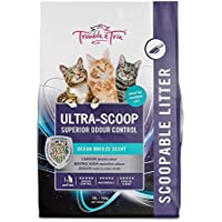 Trouble and Trix UltraScoop Cat Litter 10 Litre