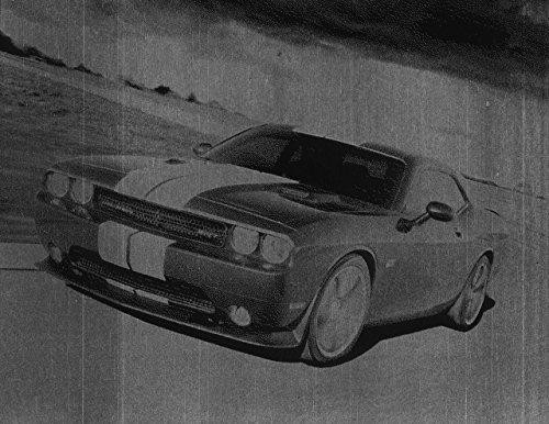 Dodge Challenger Steel Poster